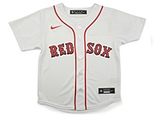 Youth Boston Red Sox Official Blank Jersey
