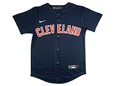 Youth Cleveland Indians Official Blank Jersey