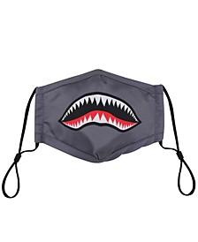 Kid's Shark Face Mask