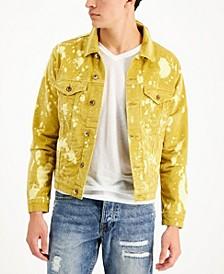 Men's Bleached Corduroy Jacket