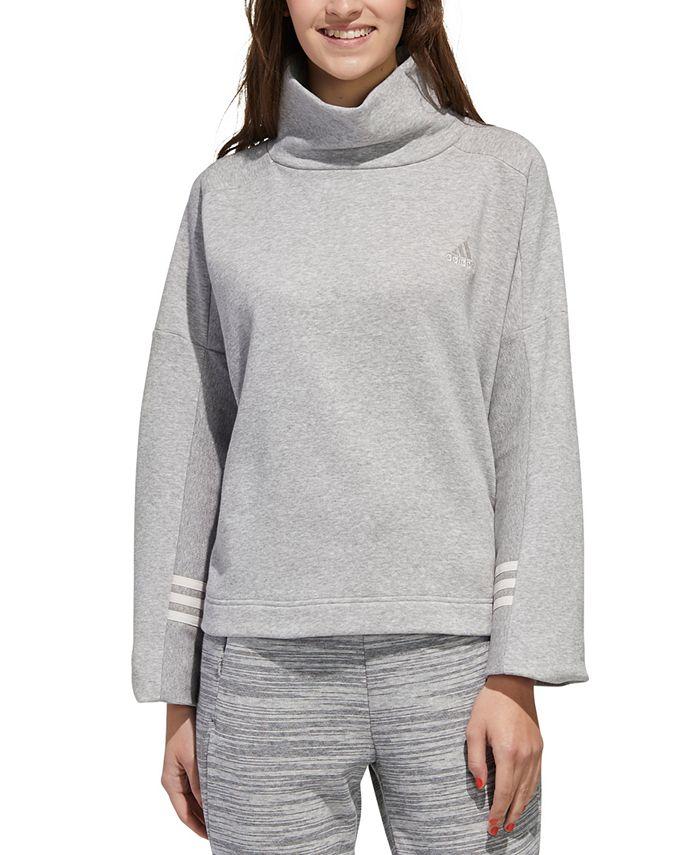 adidas - Essential Funnel-Neck Sweatshirt