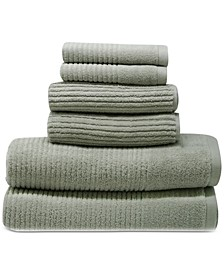 Quick-Dry 6-Pc. Towel Set, Created for Macy's