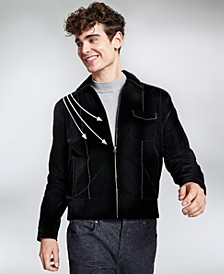 Men's Jonathan Piped Jacket