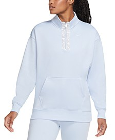 Women's Therma Half-Zip Fleece Top