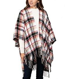 Plaid Wrap, Created for Macy's