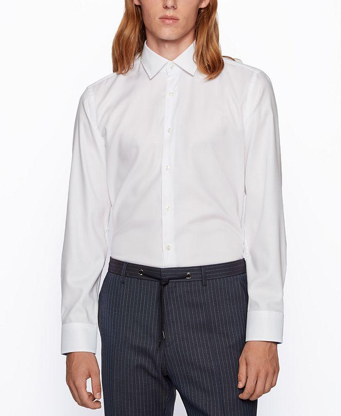 Hugo Boss - Men's Jesse Slim-Fit Shirt