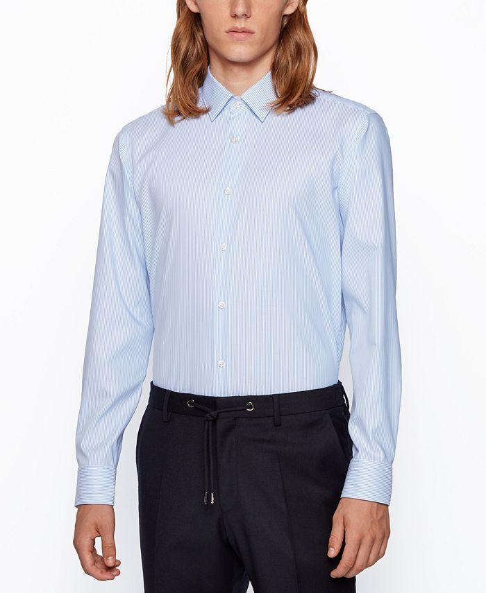 Hugo Boss - Men's Eliott Regular-Fit Shirt