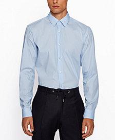 BOSS Men's Isko Slim-Fit Shirt