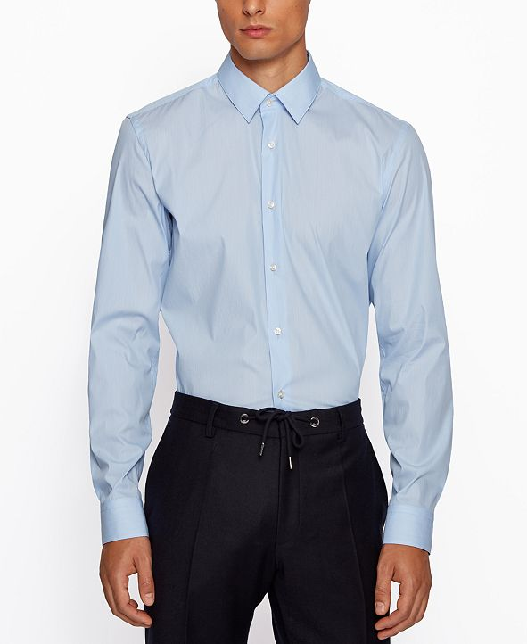 Hugo Boss BOSS Men's Isko Slim-Fit Shirt