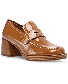 Women's Nyomi Block Heel Loafers