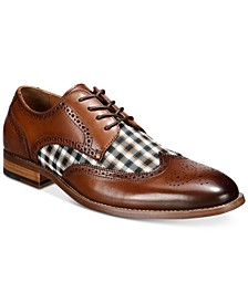 Men's Dutton Wingtip Oxford Shoes