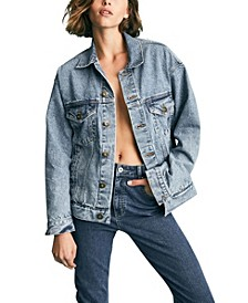 Women's Ultimate Oversized Denim Jacket