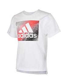 Big Girls Short Sleeve Boxy T-shirt