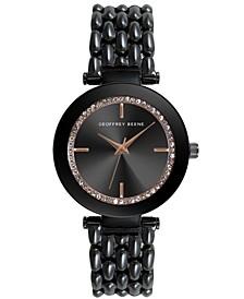 Women's Gold-tone Metal Alloy Bracelet Watch, 32 mm