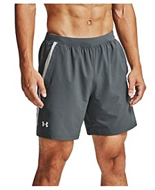 "Men's Launch 7"" Branded Shorts"