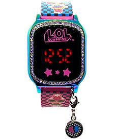Kid's LOL Surprise Multicolored Silicone Touchscreen Watch 36x33mm