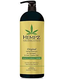Original Herbal Shampoo, 33-oz., from PUREBEAUTY Salon & Spa