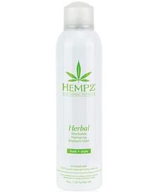 Herbal Workable Hairspray Medium Hold, 8-oz., from PUREBEAUTY Salon & Spa