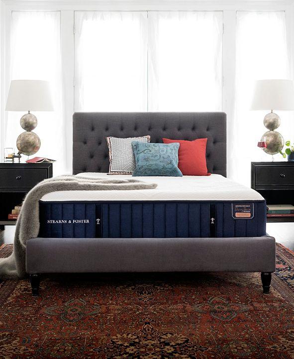 """Stearns & Foster Reserve Hepburn 15"""" Luxury Firm Mattress - Full"""