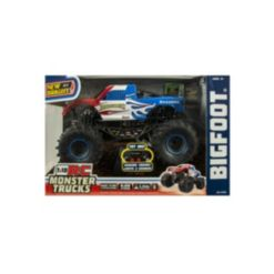 New Bright 1:10 Scale Rc Big Foot Monster Truck