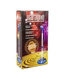 Karaoke Microphone with Stand
