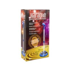 Gener8 Karaoke Microphone with Stand