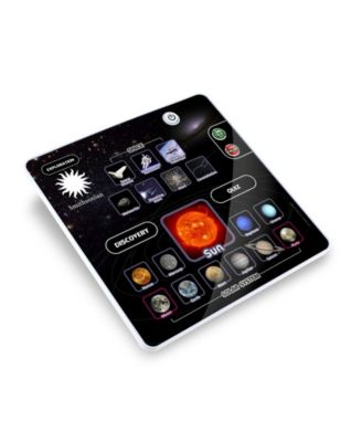 Kidz Delight Smithsonian Kids Space Tablet