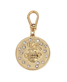 Swarovski® Crystal Zodiac Charm