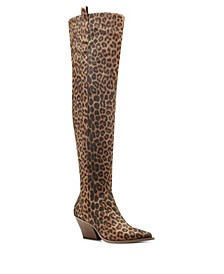Women's Zeana Over The Knee Boots
