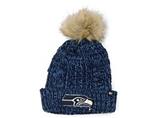Women's Seattle Seahawks Meeko Knit Hat