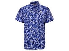 Kentucky Wildcats Men's Super Slack Tide Button Up Shirt