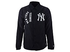 New York Yankees Men's Snap Front Jacket