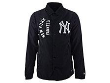 New Era New York Yankees Men's Snap Front Jacket