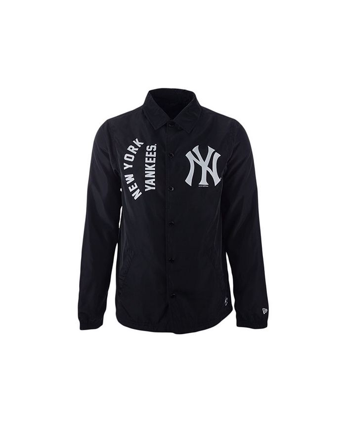 New Era - New York Yankees Men's Snap Front Jacket