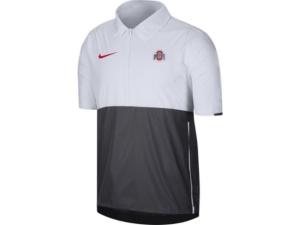 Nike Ohio State Buckeyes Men's Coaches Hot Jacket