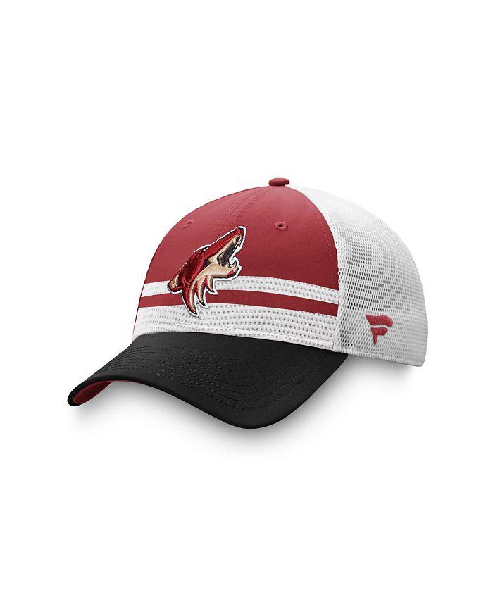 Authentic NHL Headwear - Arizona Coyotes 2020 Draft Trucker Cap