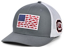 South Carolina Gamecocks PFG Fish Flag Stretch-fitted Cap