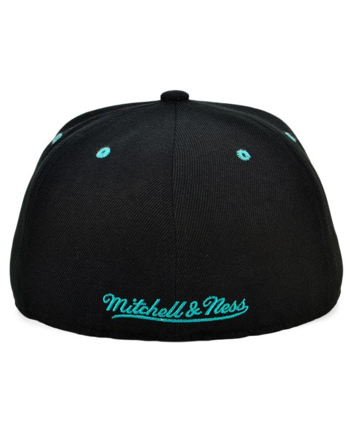 Mitchell & Ness Boston Celtics Santa Ana Fitted Cap & Reviews - Sports Fan Shop By Lids - Men - Macy's