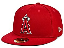 Los Angeles Angels 2020 Jackie Robinson 59FIFTY Cap
