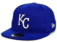 Kansas City Royals 2020 Jackie Robinson 59FIFTY Cap