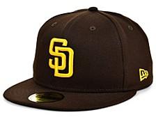 Men's San Diego Padres 2020 Jackie Robinson 59FIFTY Cap