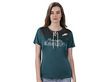Philadelphia Eagles Women's Wild Card Jersey
