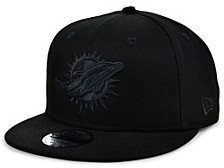 Miami Dolphins Basic Fashion 9FIFTY Snapback Cap