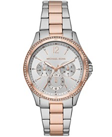 Women's Riley Two-Tone Stainless Steel Bracelet Watch 39mm