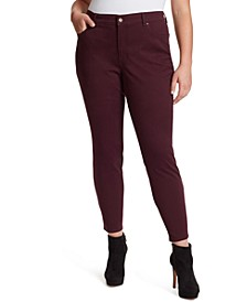 Trendy Plus Size Adored High-Rise Skinny Jeans