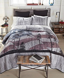 Free Bird Quilt 3 Piece Set, King