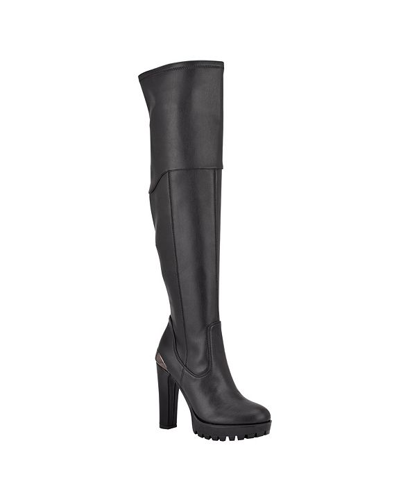 GUESS Women's Taylin Tall Boots