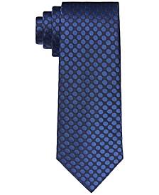 Men's Slim Tonal Dot Tie
