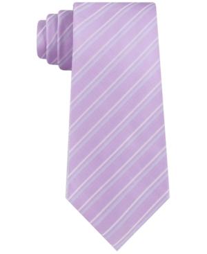 Kenneth Cole Reaction Men's Double Stripe Tie
