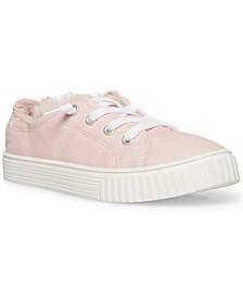 Marisa-F Faux-Fur Sneakers